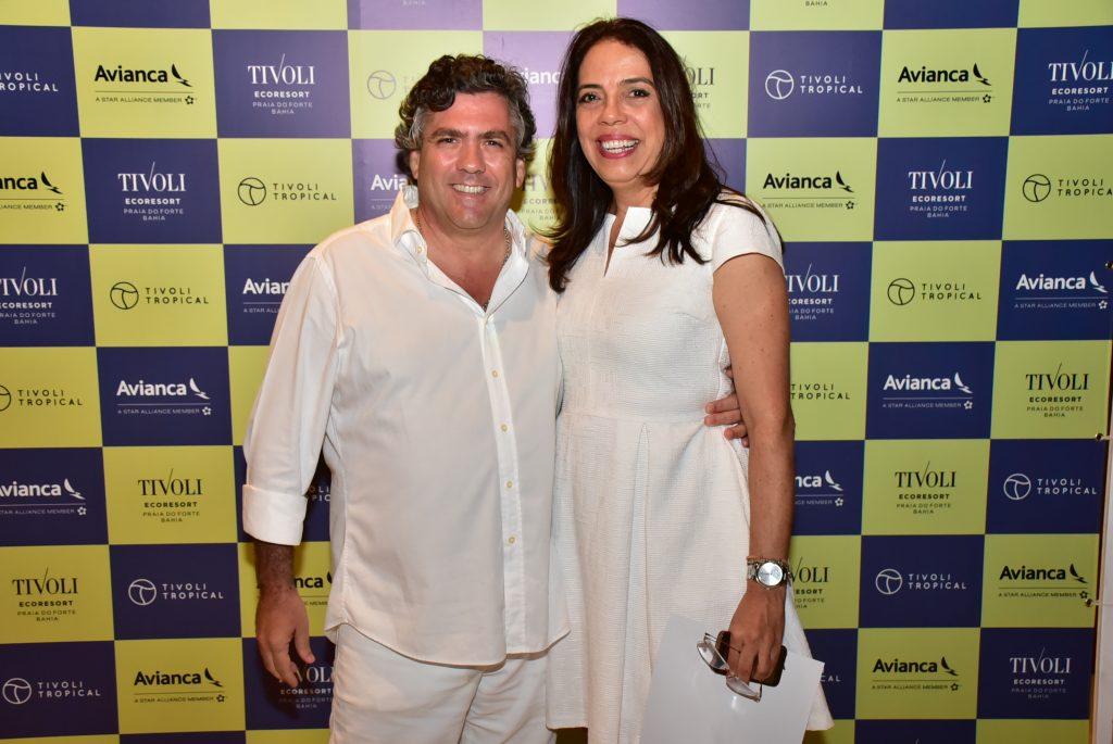 João Eça Pinheiro e Maria Helena Santana