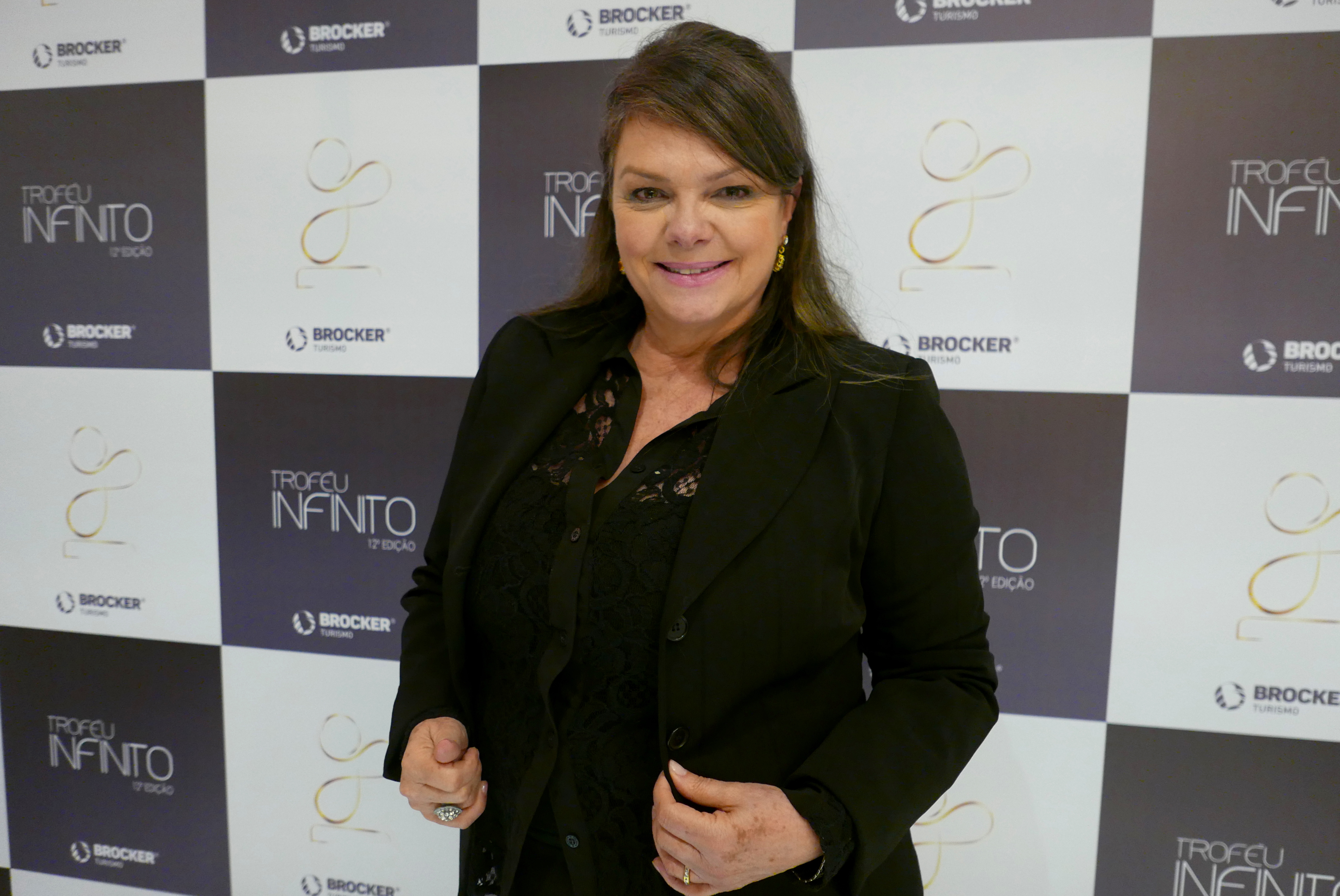 Rubia Frizzo, secretária de turismo de Gramado