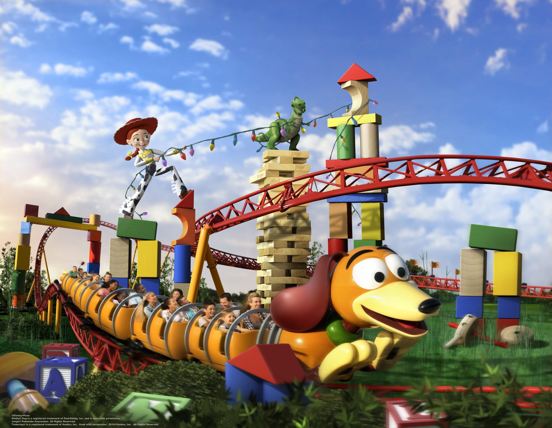 Toy Story Land é a nova atração do Disney's Hollywood Studios