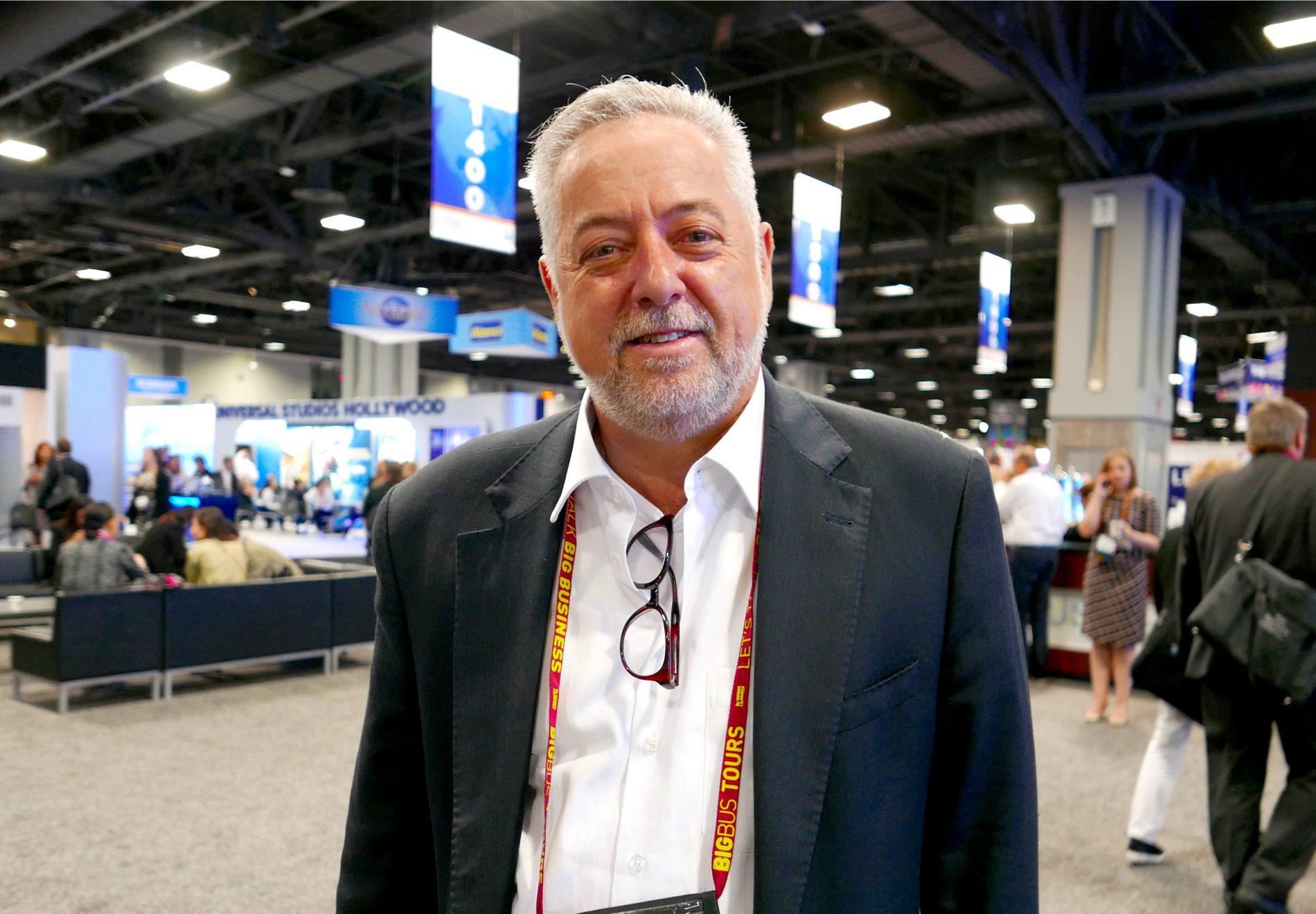 Michael Barkoczy, presidente da Flytour Viagens + MMTGapnet