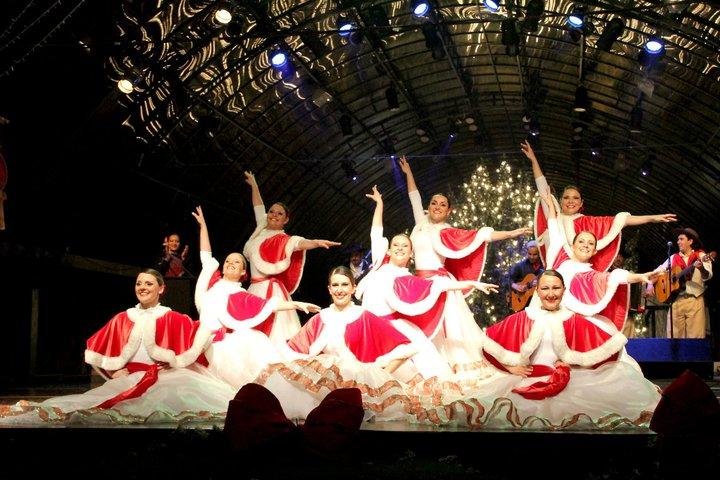 O Natal Gaúcho nas cores do Sonho de Natal de Canela (Foto: Cleiton Thiele/Divulgação)
