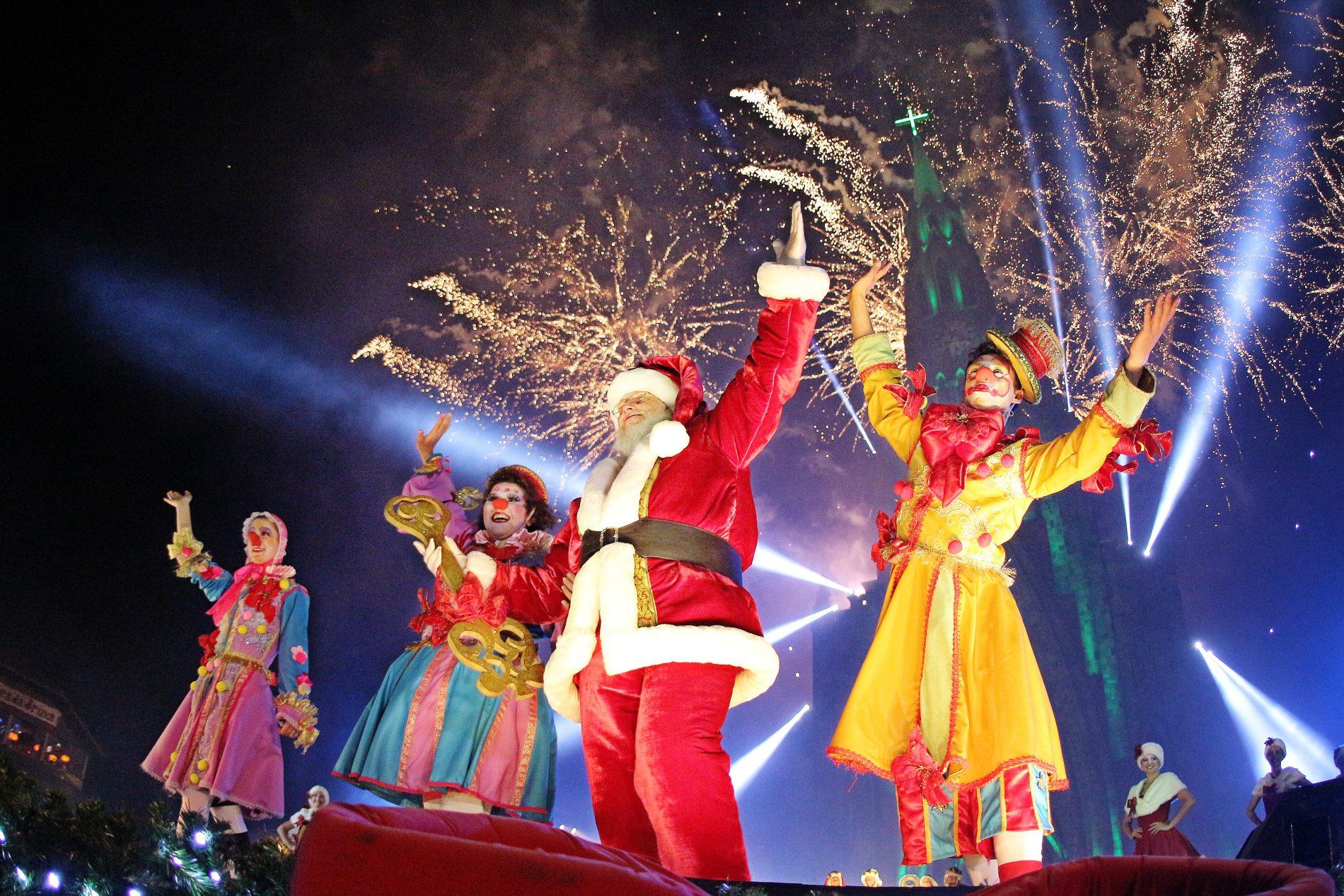 O Sonho de Natal de Canela completa 30 anos com muitas celebrações e festividades (Foto:Ricardo Varela/Divulgação)