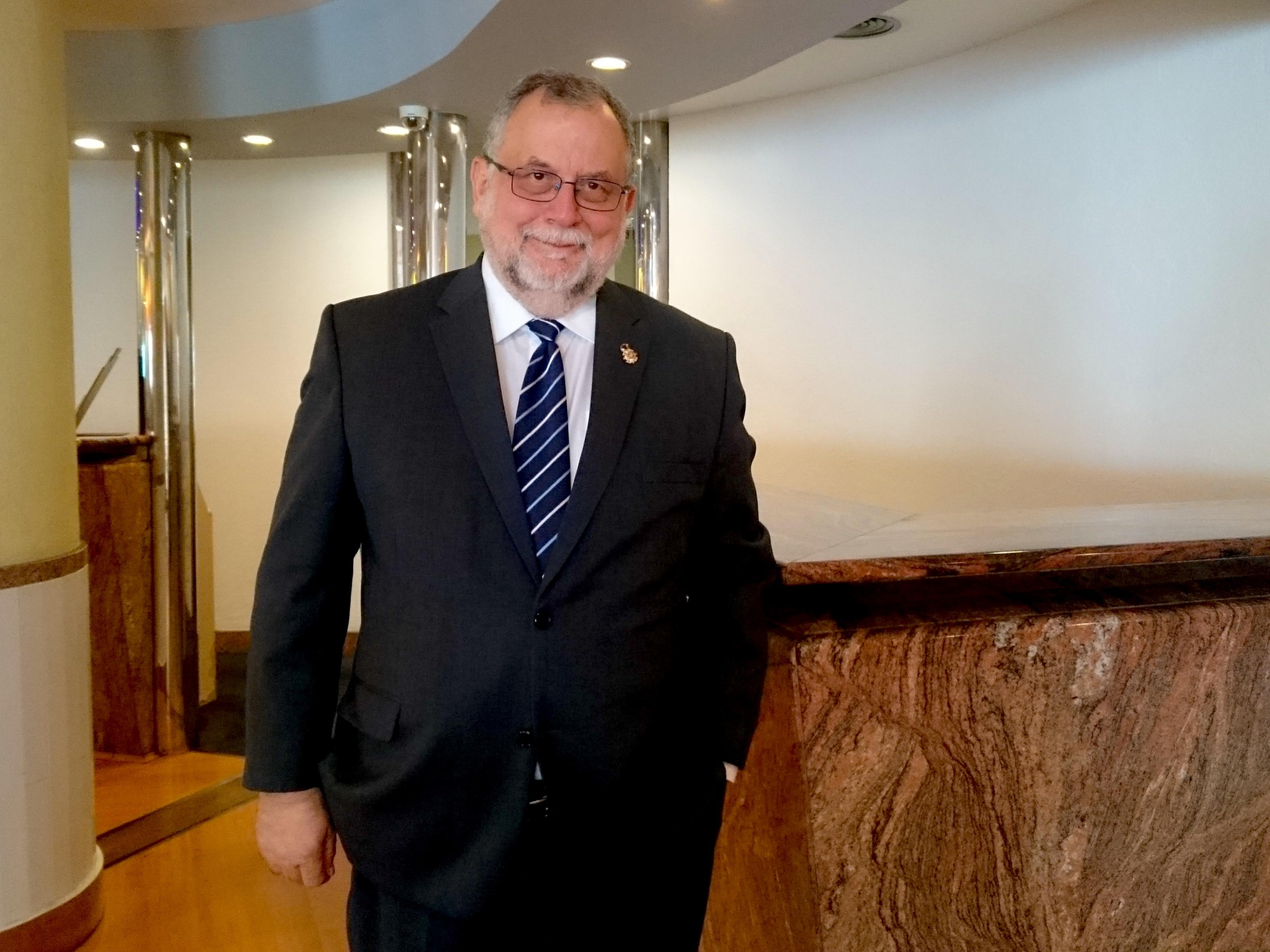 Enrique Martín-Ambrosio, diretor Geral Brasil e Expansão América Latina da Air Europa (1)