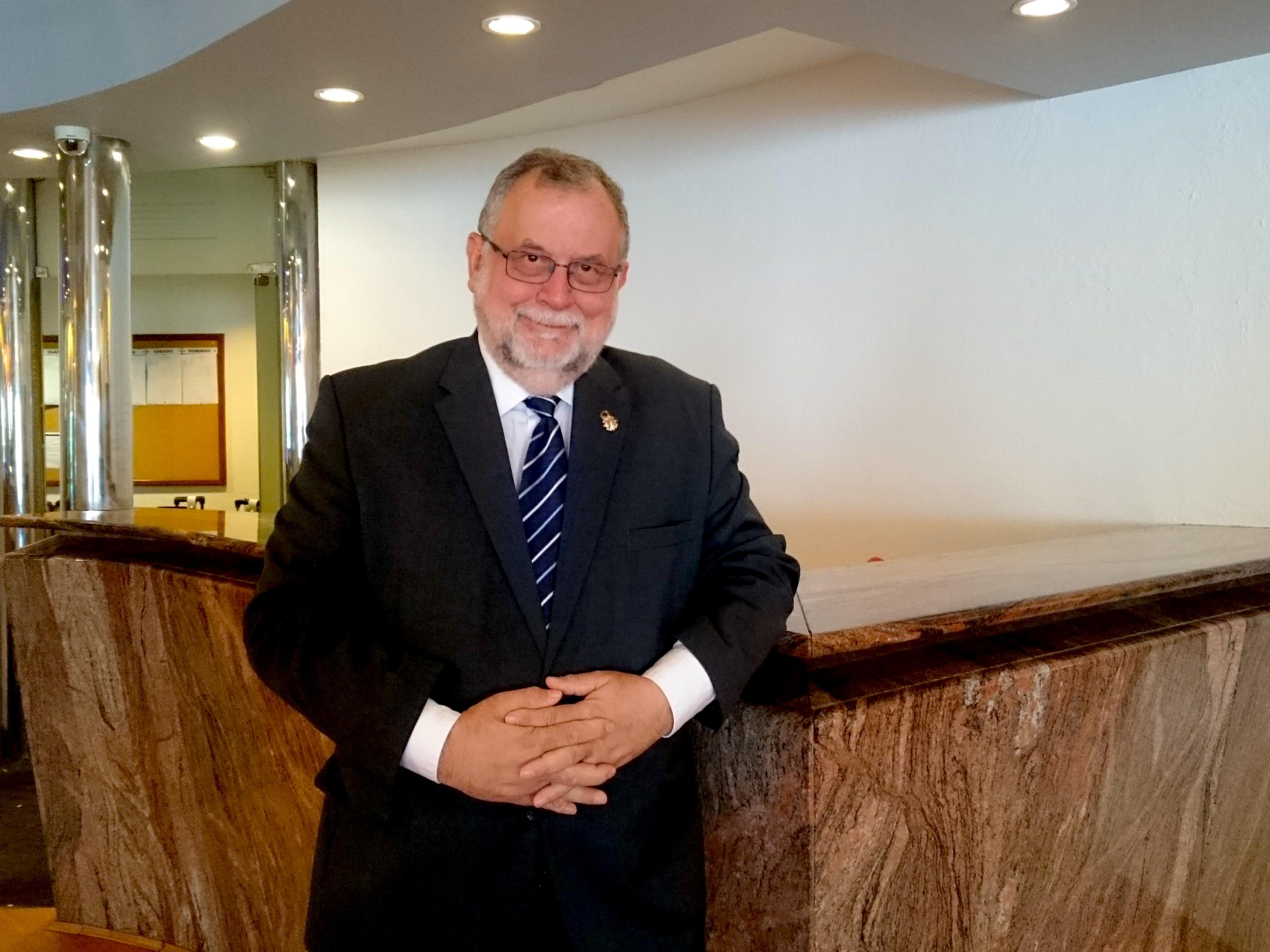 Enrique Martín-Ambrosio, diretor Geral Brasil e Expansão América Latina da Air Europa (4)