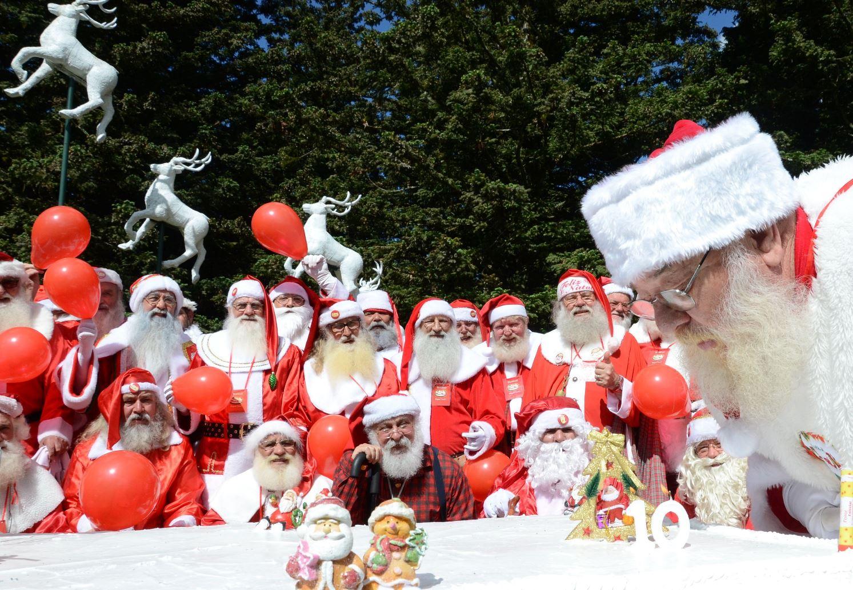 Festival do Papai Noel, em Gramado (Foto:RafaelCavalli/Divulgação)