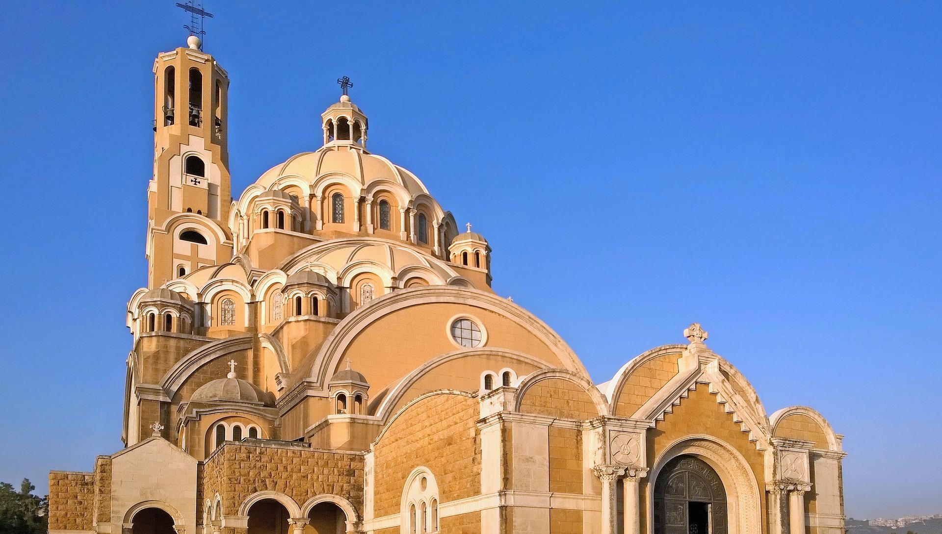 Catedral de São Paulo, no Líbano