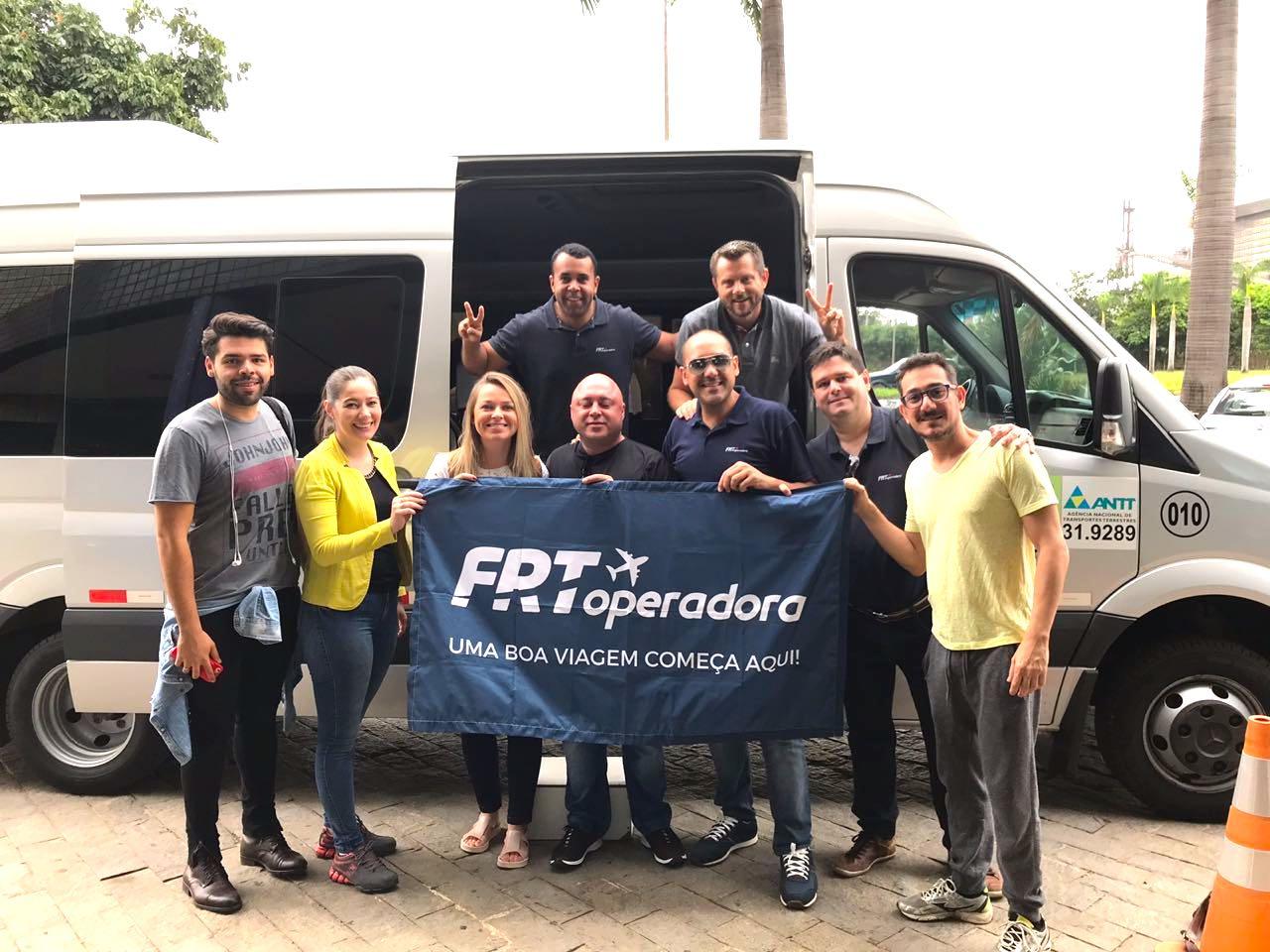 Rodrigo Oliveira e João Cruz comandam o time de profissionais que começaram 2018 com o pé direito na estrada (Foto: Divulgação)