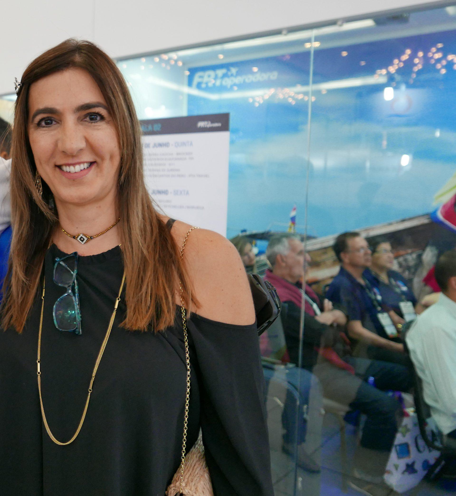 Gisele Torrano, diretora da Eagles Team Representação de Hotéis e Destinos