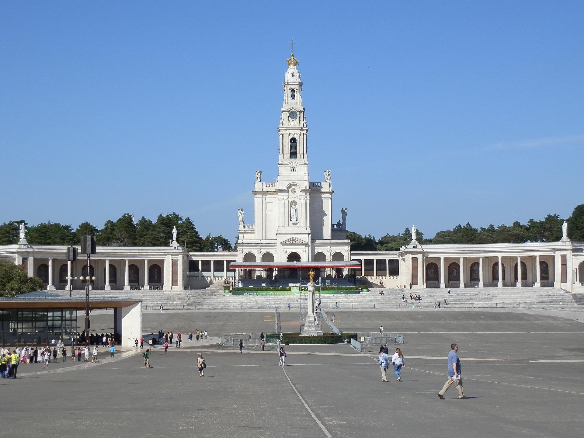 O Santuário de Fátima