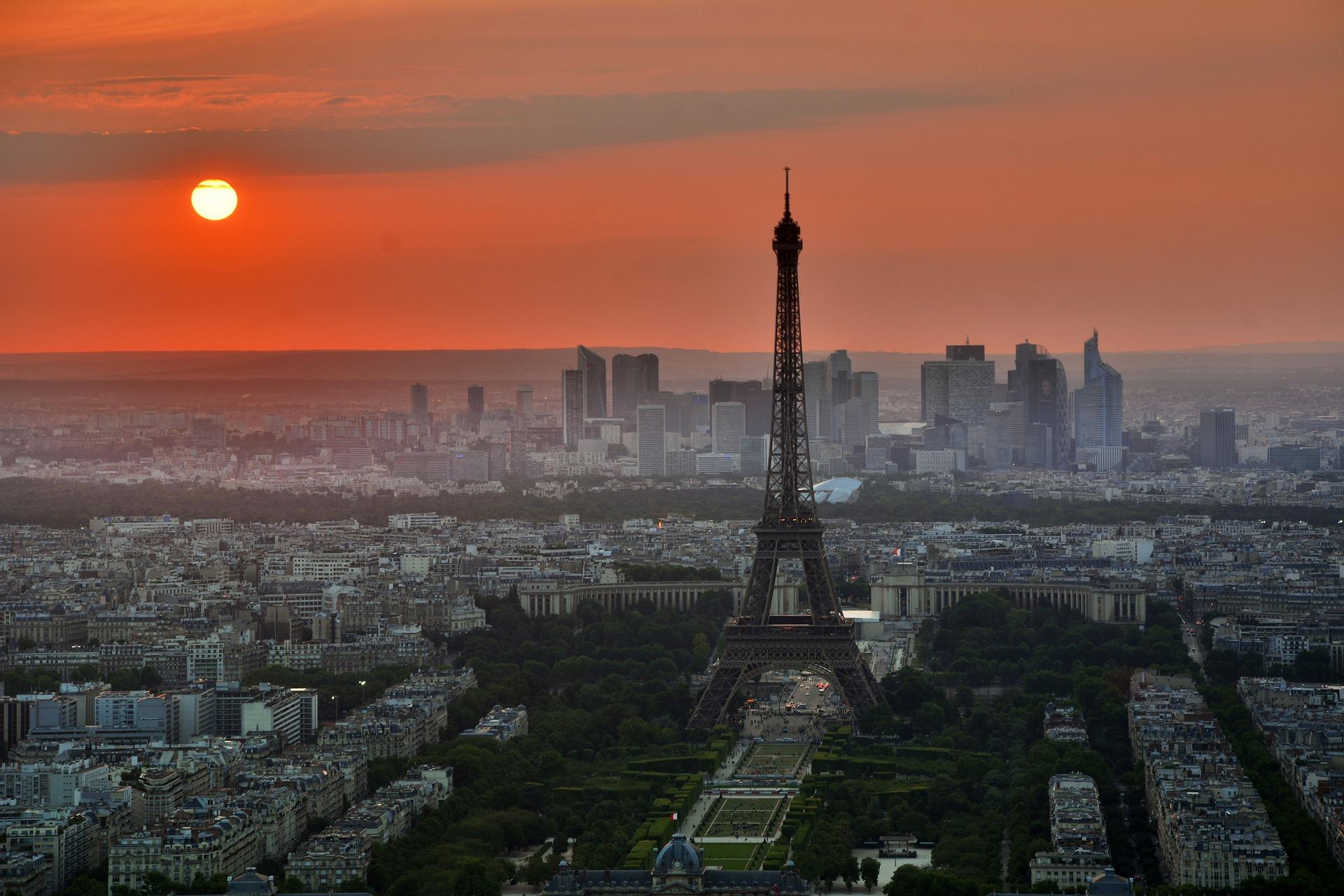 Paris está sempre no radar dos turistas brasileiros