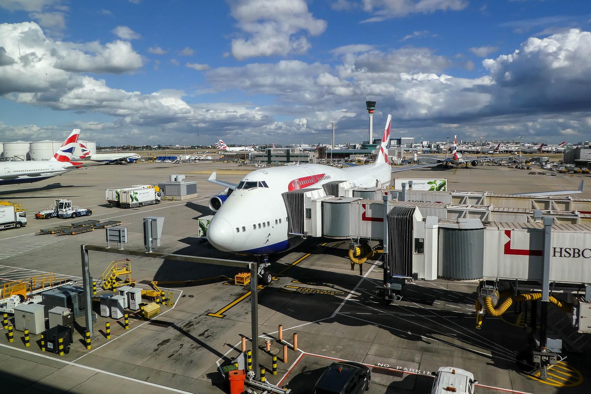 aviação civil avião