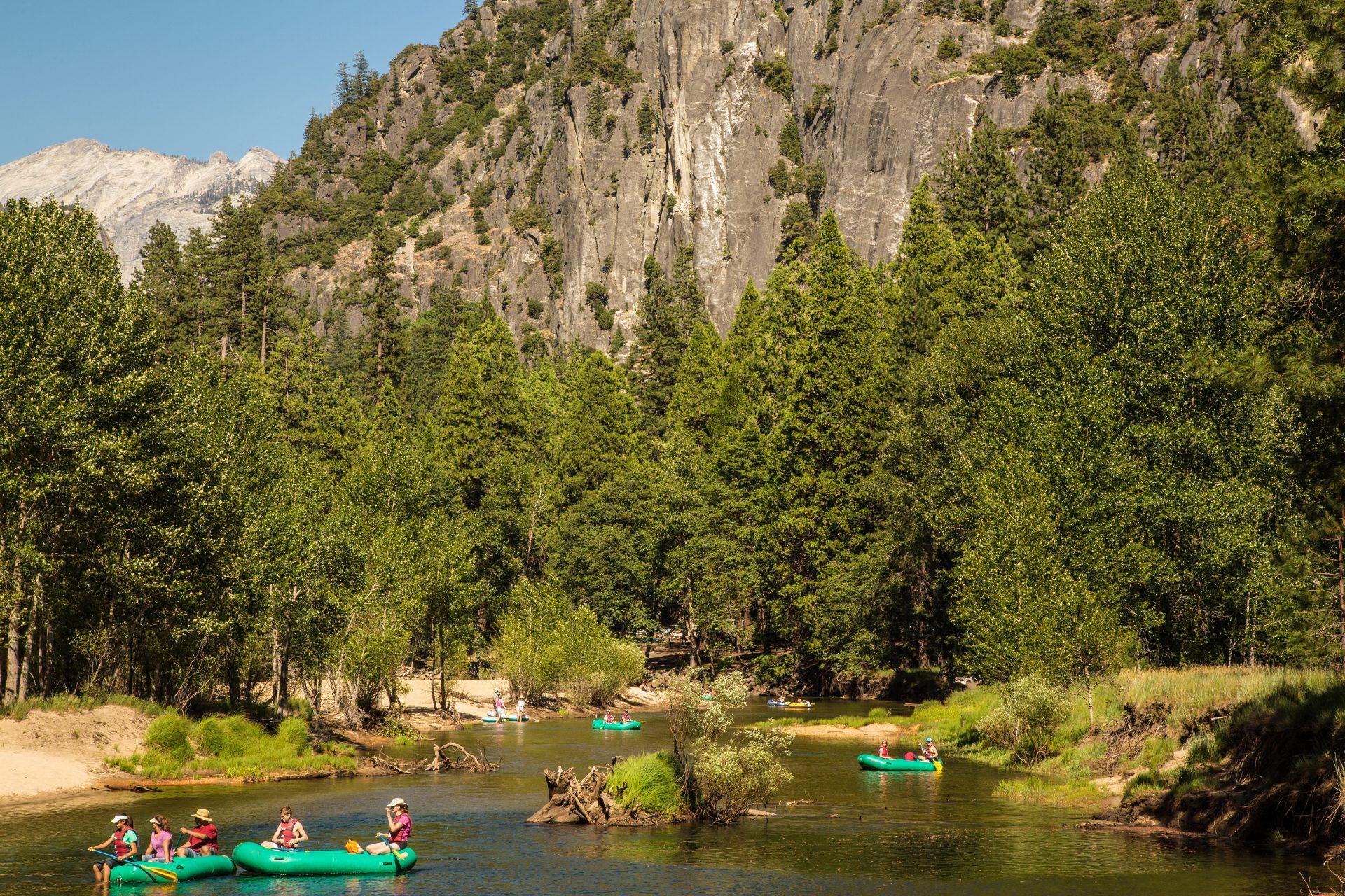 O Parque Nacional de Yosemite é o destino de quem busca se (re)conectar com a natureza