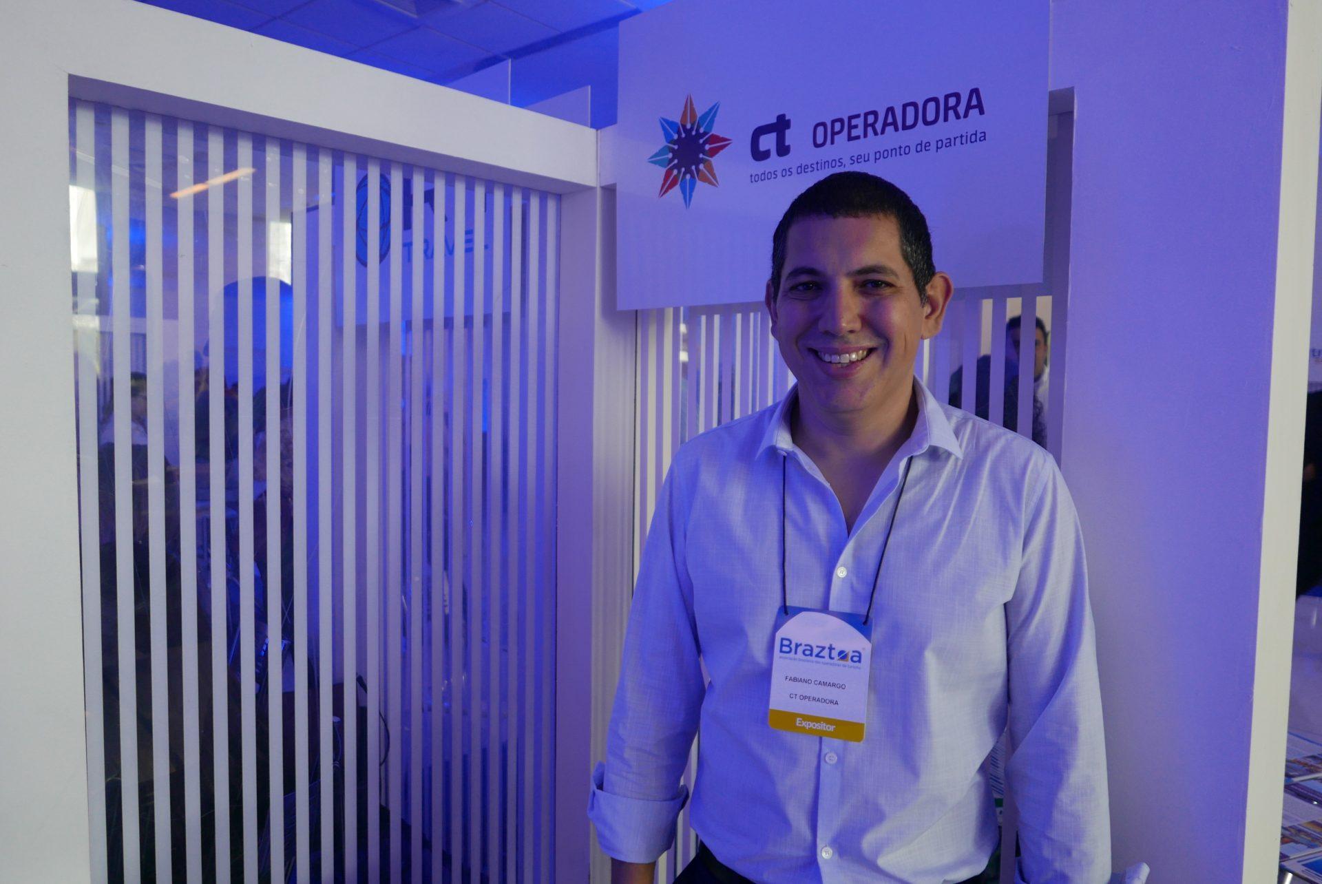 Fabiano Camargo, da CT Operadora