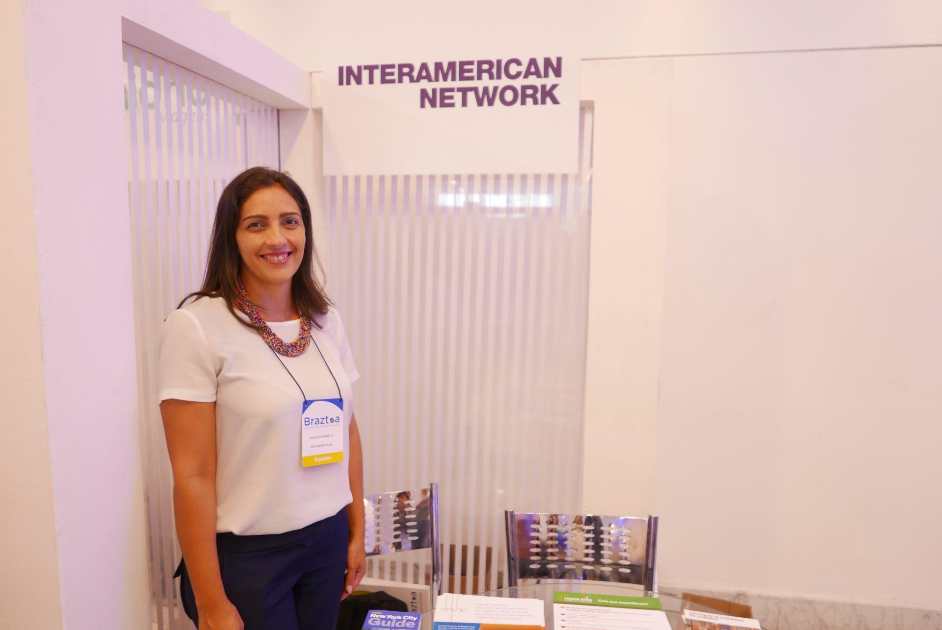 Danila Barreto, da Interamerican Network