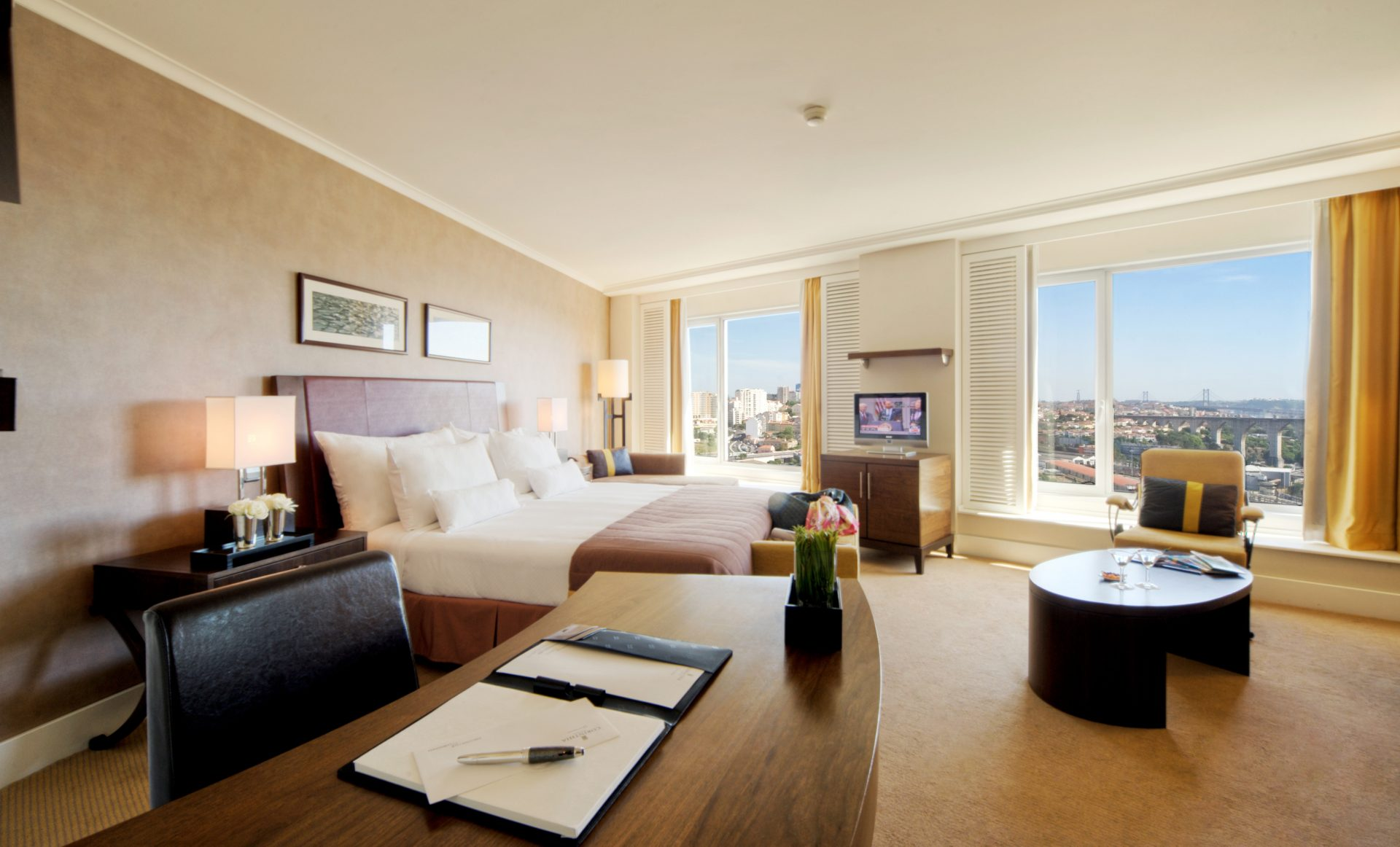 Suite Executiva do Corinthia Lisboa