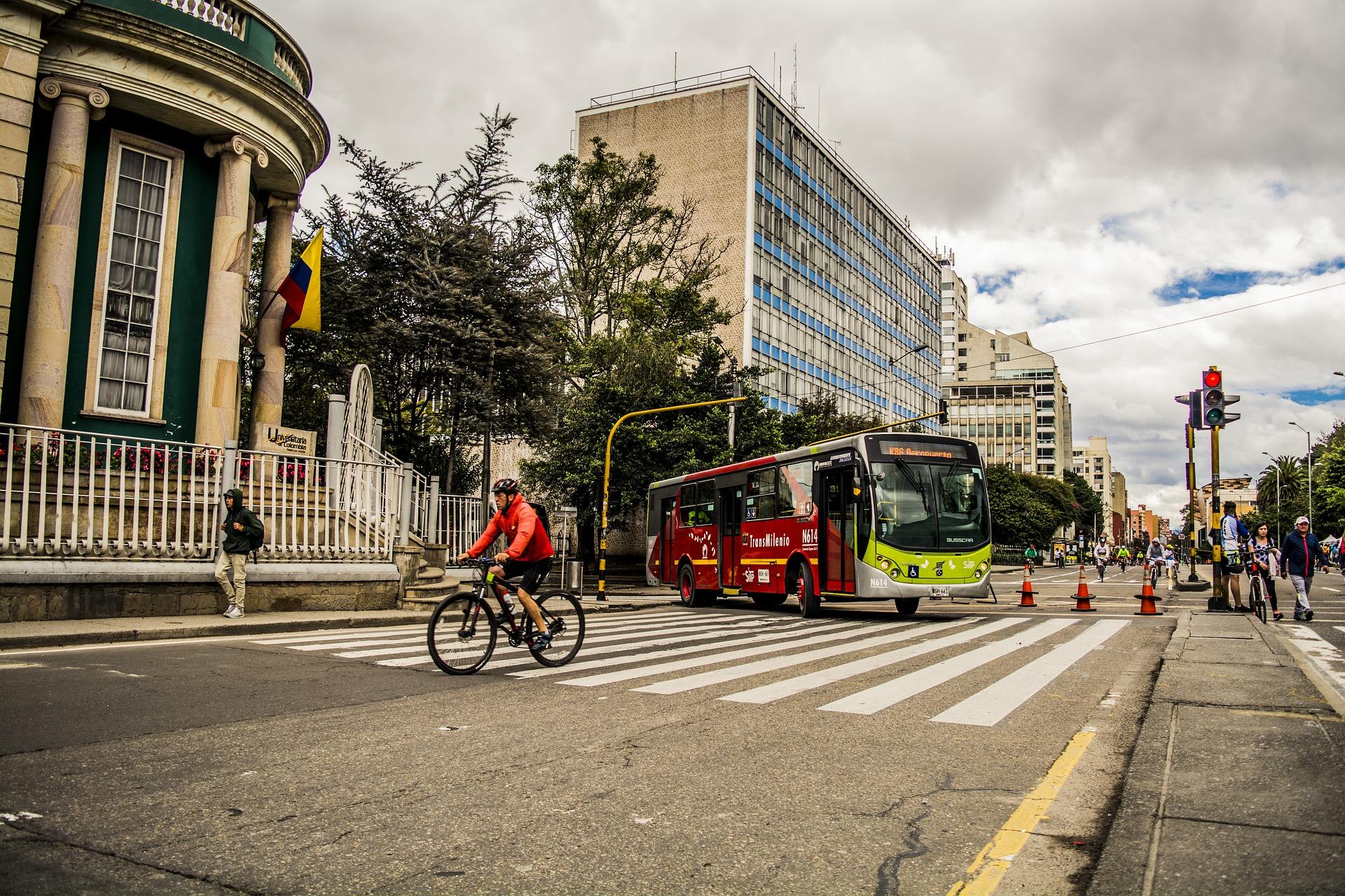 Bogotá, na Colômbia
