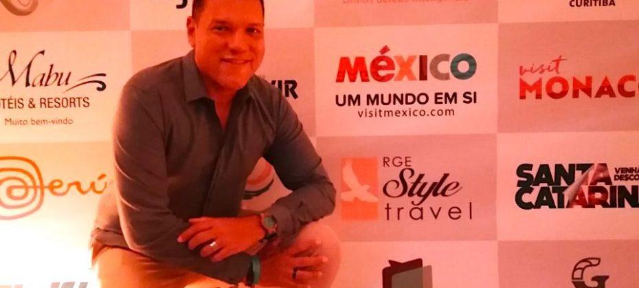 Edgardo Nazas, da RGE Style Travel