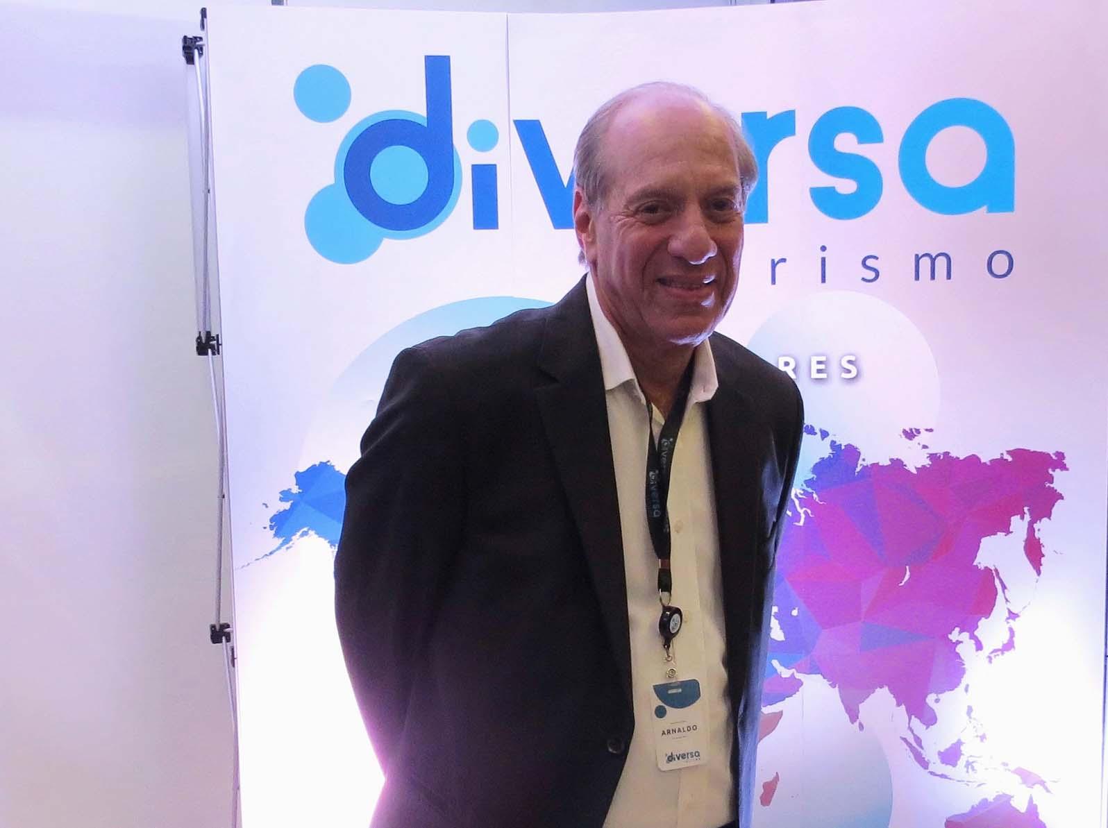 Arnaldo Franken, CEO da Diversa Turismo