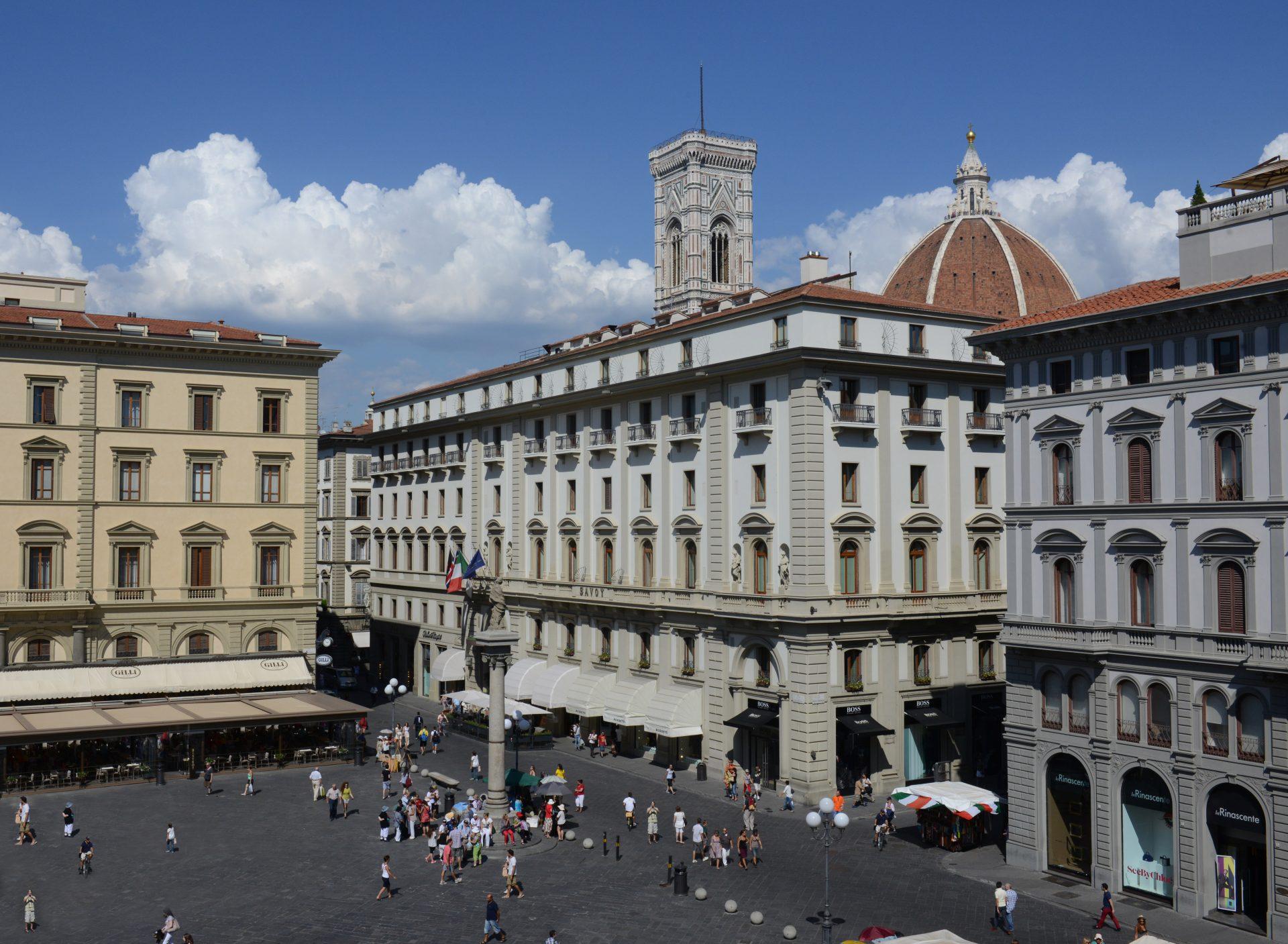 Hotel Savoy Florença