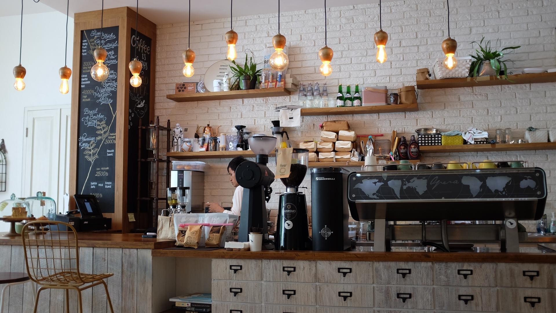 Charme + aconchego + qualidade de atendimento + grãos gourmet = Filosofia da 3a Onda do Café