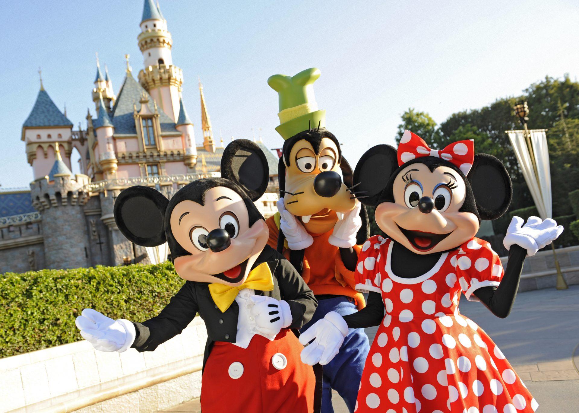 Visitar a Disneyland é o sonho de adultos e crianças (Foto: Disney/Divulgação)