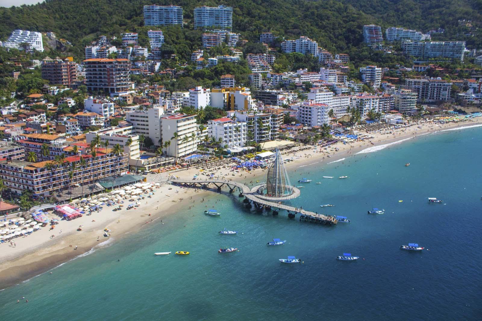 Puerto Vallarta é um dos destinos capacitados para receber os viajantes LGBT México