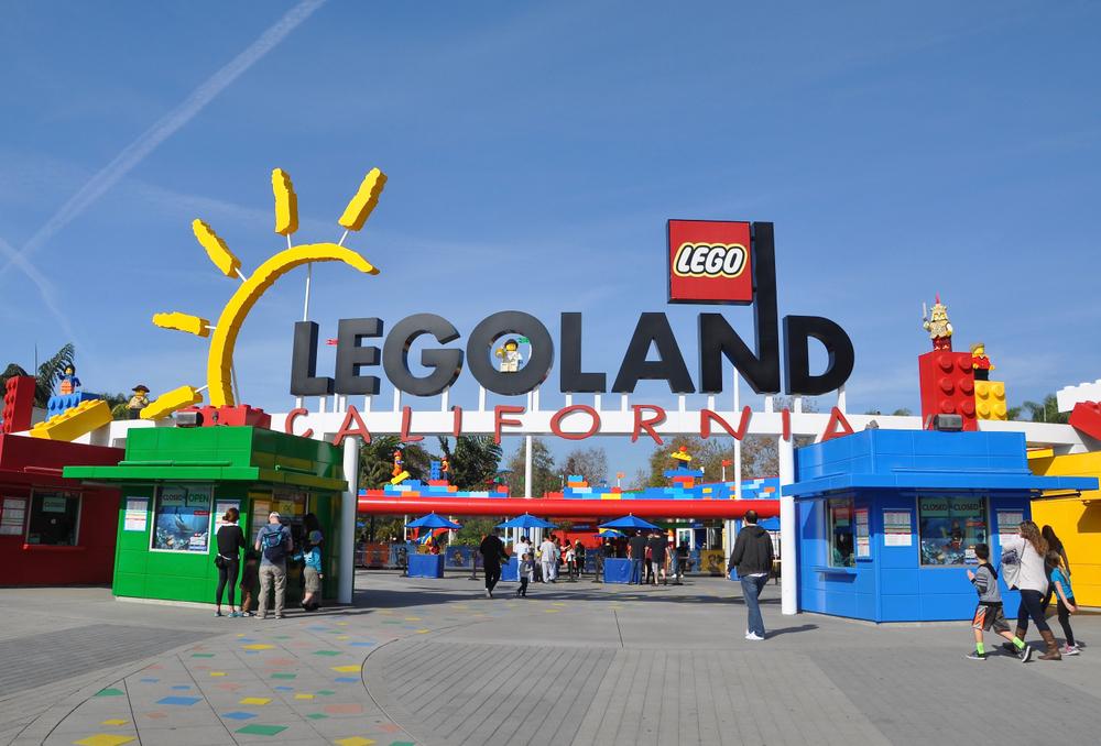 Legoland California é uma das novidades para os brasileiros