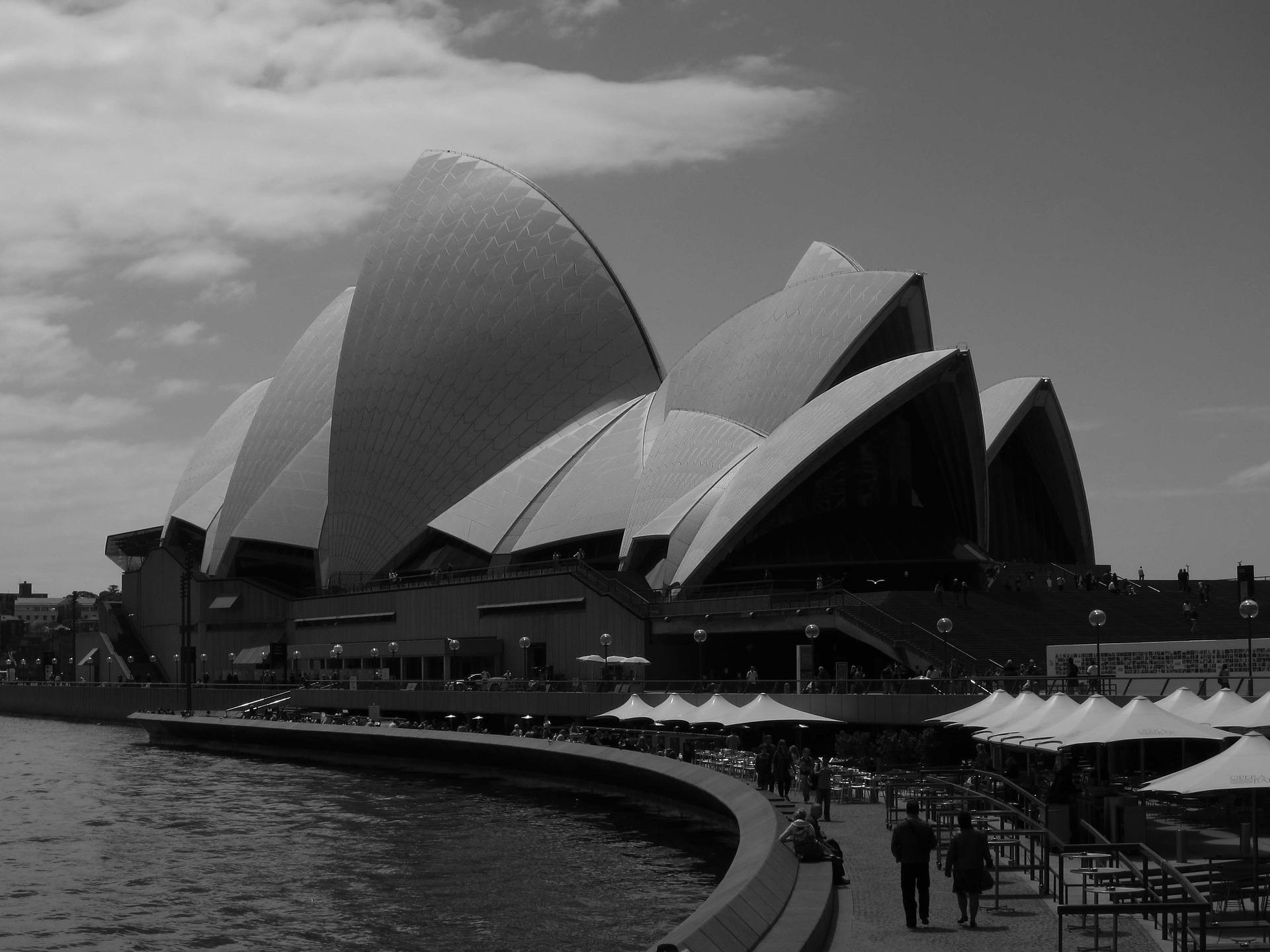 A Opera House de Sidney