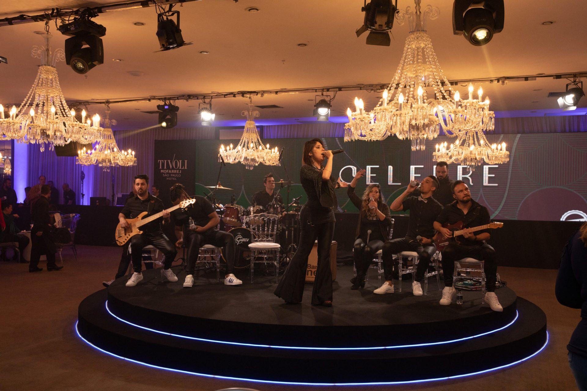 CELEBRE Tivoli Mofarrej SP
