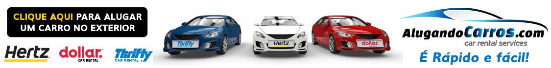 Hertz Alugando Carros Outdoor 21-set-2018
