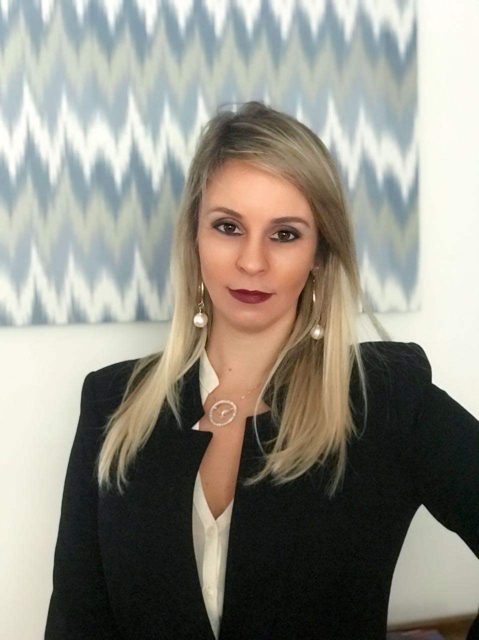 Vanessa Vilela, que está prestes a lançar no mercado o Sistema IO