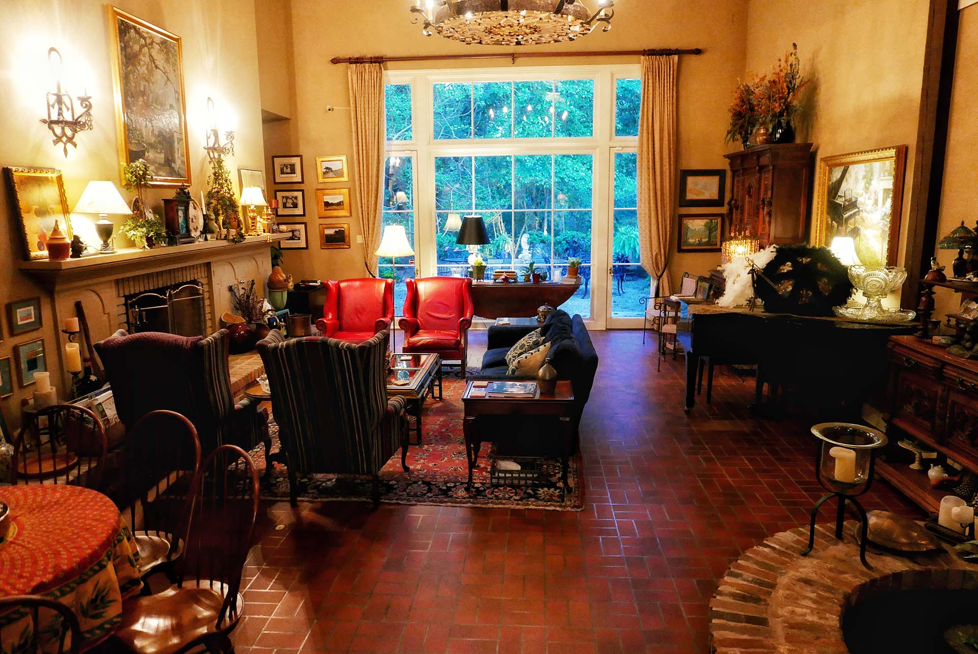 The Stockade Bed Breakfast Baton Rouge