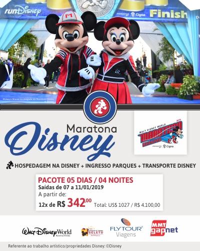 MMT Maratona Disney 11-out-2018