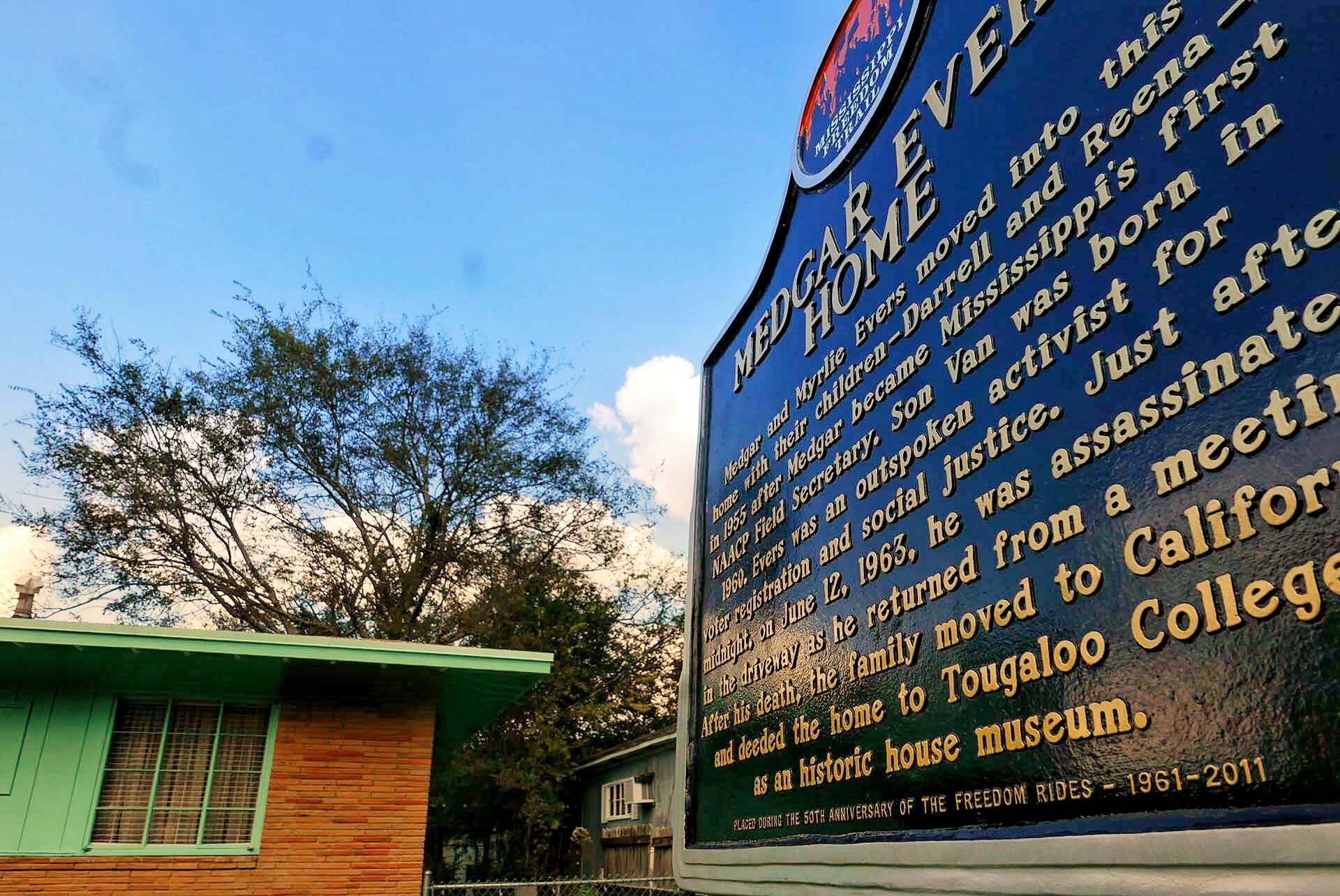 Civil Rights Trail Jackson