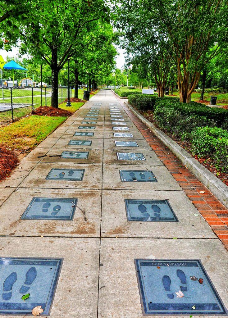 Trilha dos Direitos Civis Atlanta Civil Right Trail