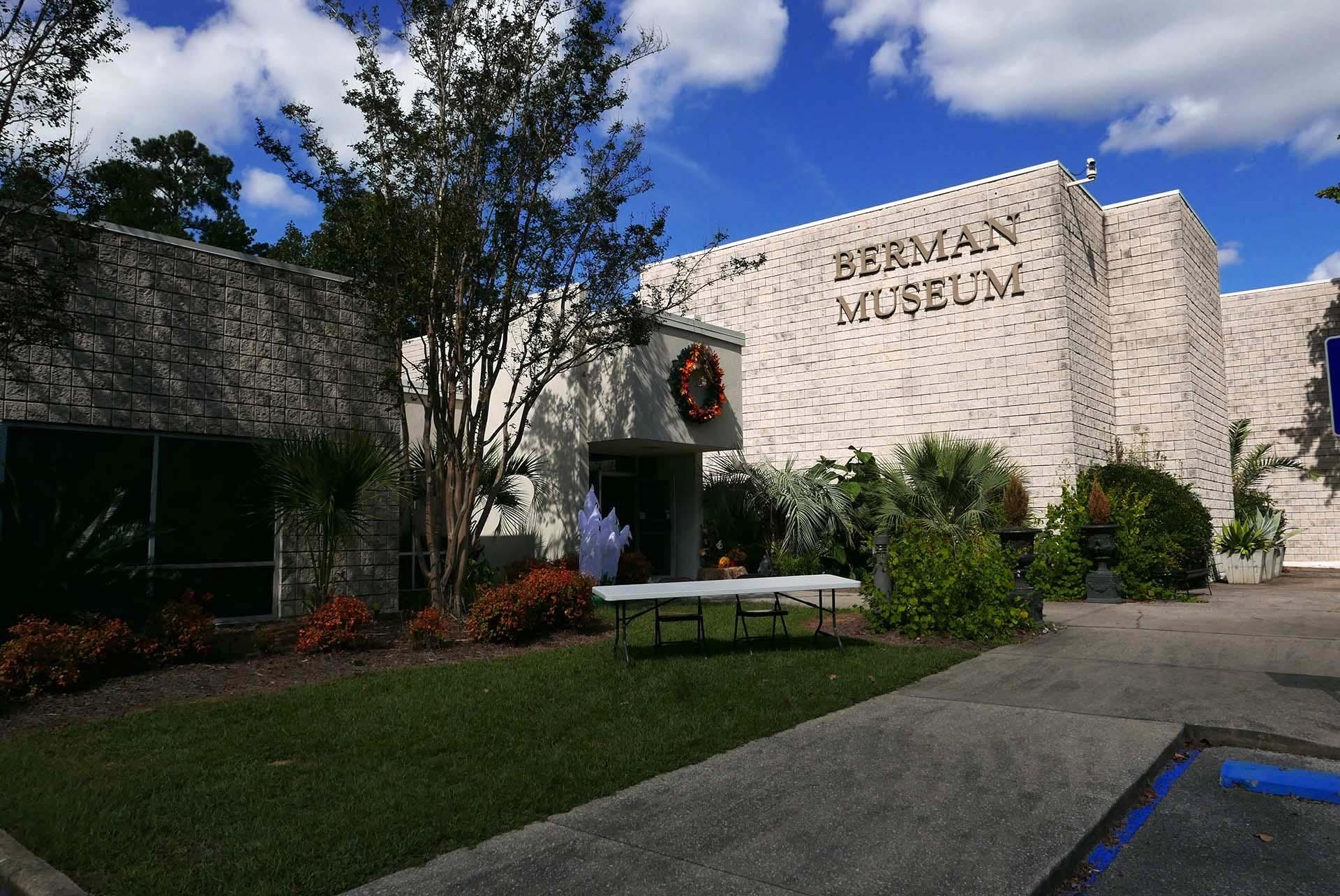 Berman Museum Anniston Civil Rights Trail