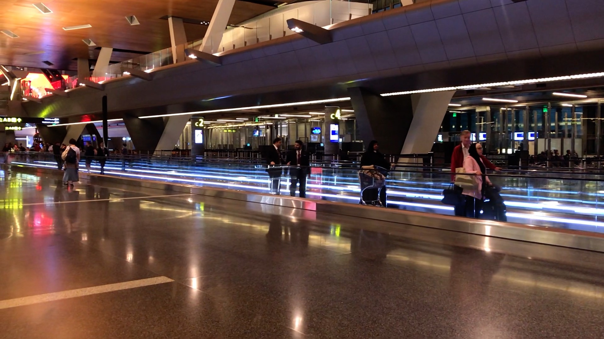 Aeroporto de Doha Qatar