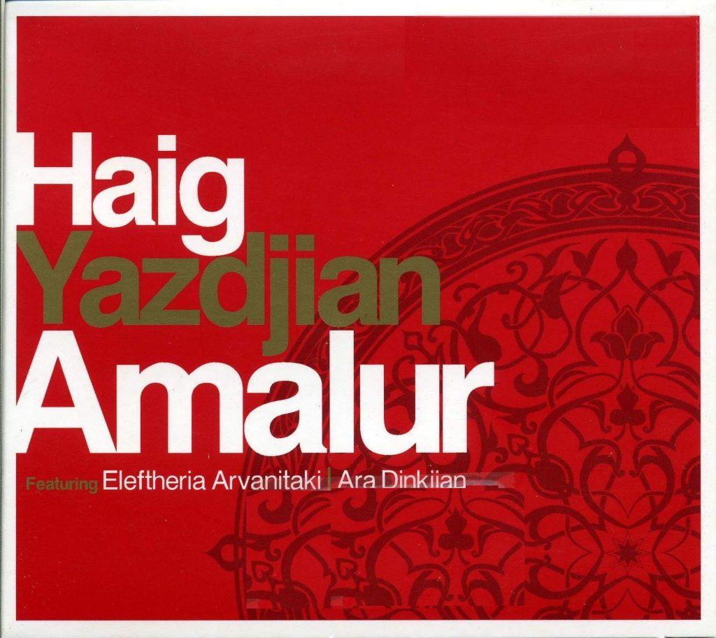 Haig Yazdjian Amalur