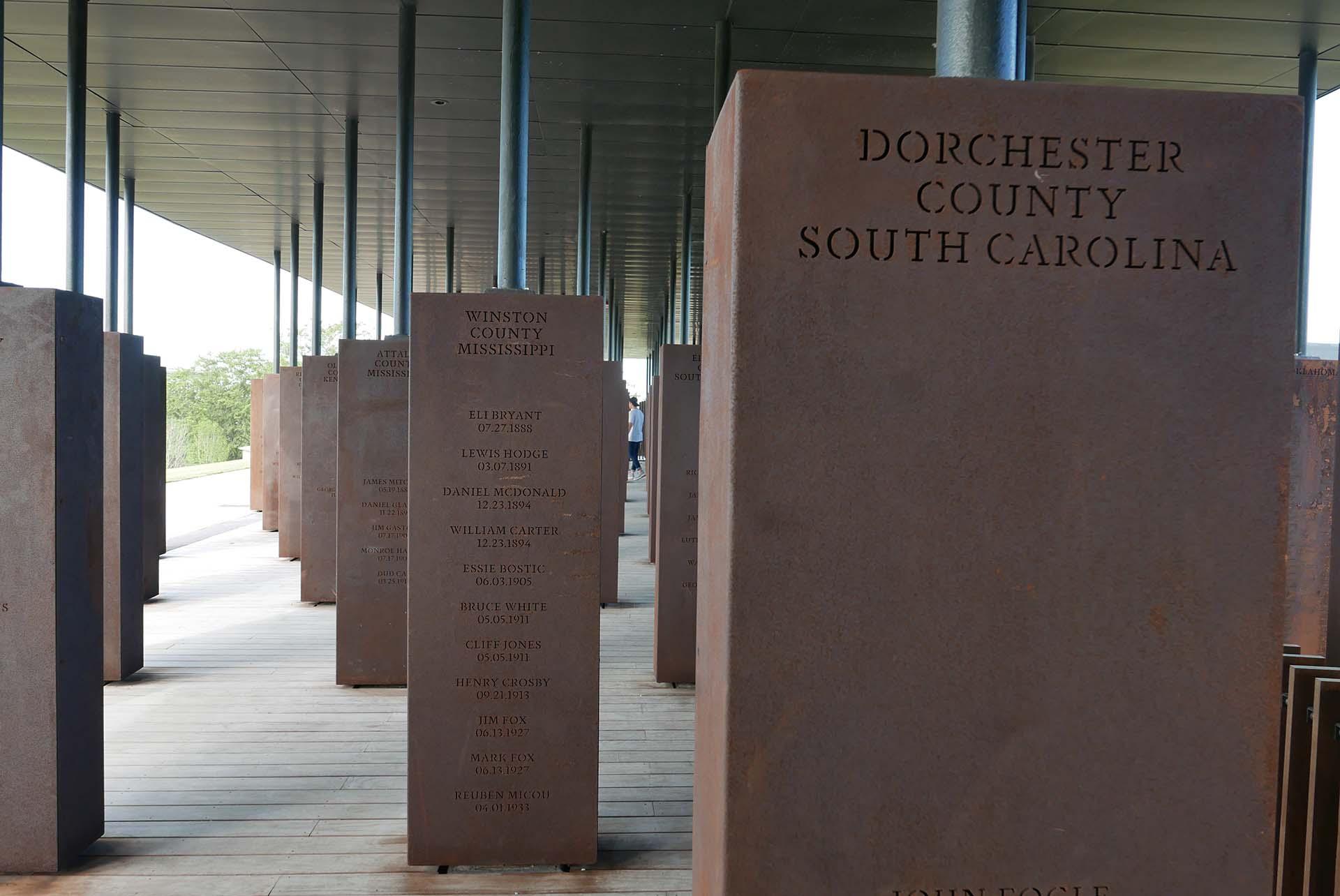 Trilha dos Direitos Civis Civil Rights Trail Montgomery