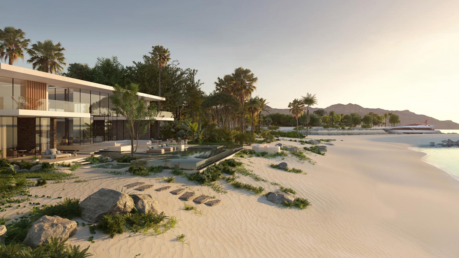 O cenário paradisíaco e a moderna concepção do Four Seasons Los Cabos
