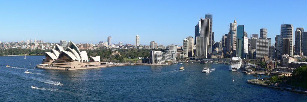 Porto de Sidney