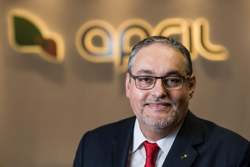 Agnaldo Abrahão, diretor comercial da April Brasil