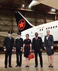 Tripulação Air Canada