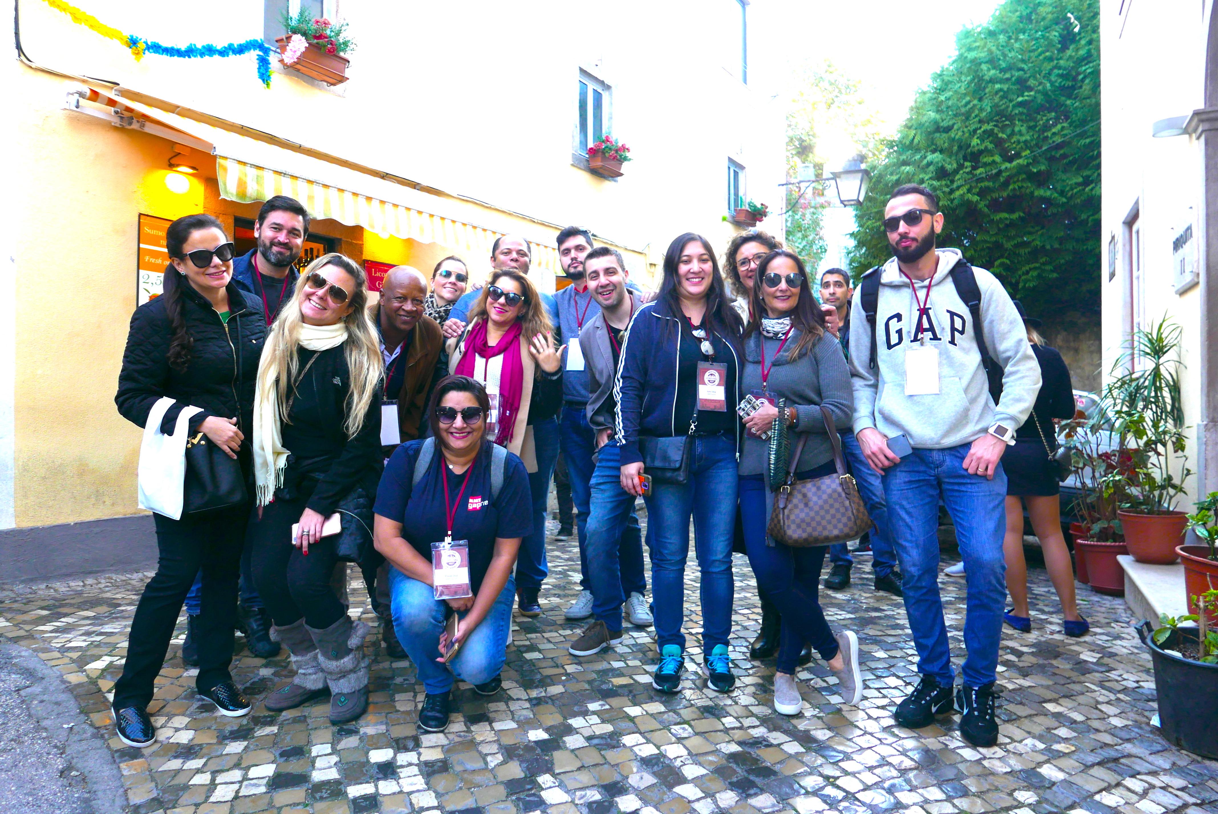 Curtindo a vida adoidado em Sintra
