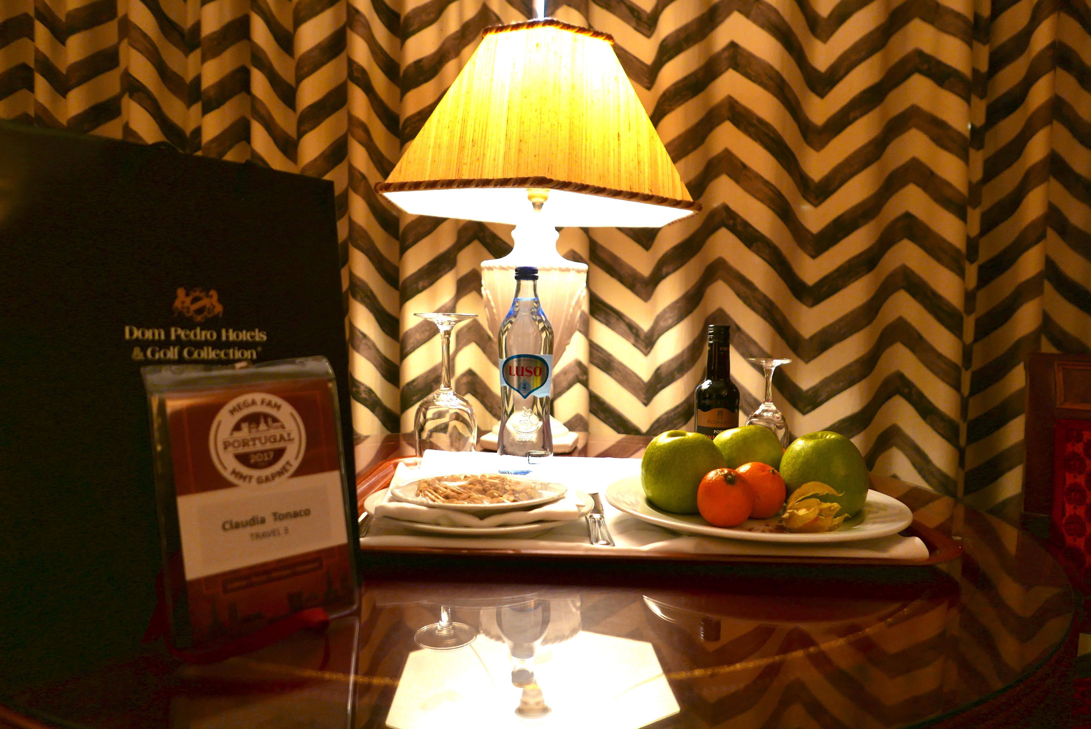 Hotel D. Pedro recebeu os hóspedes com elegância e hospitalidade