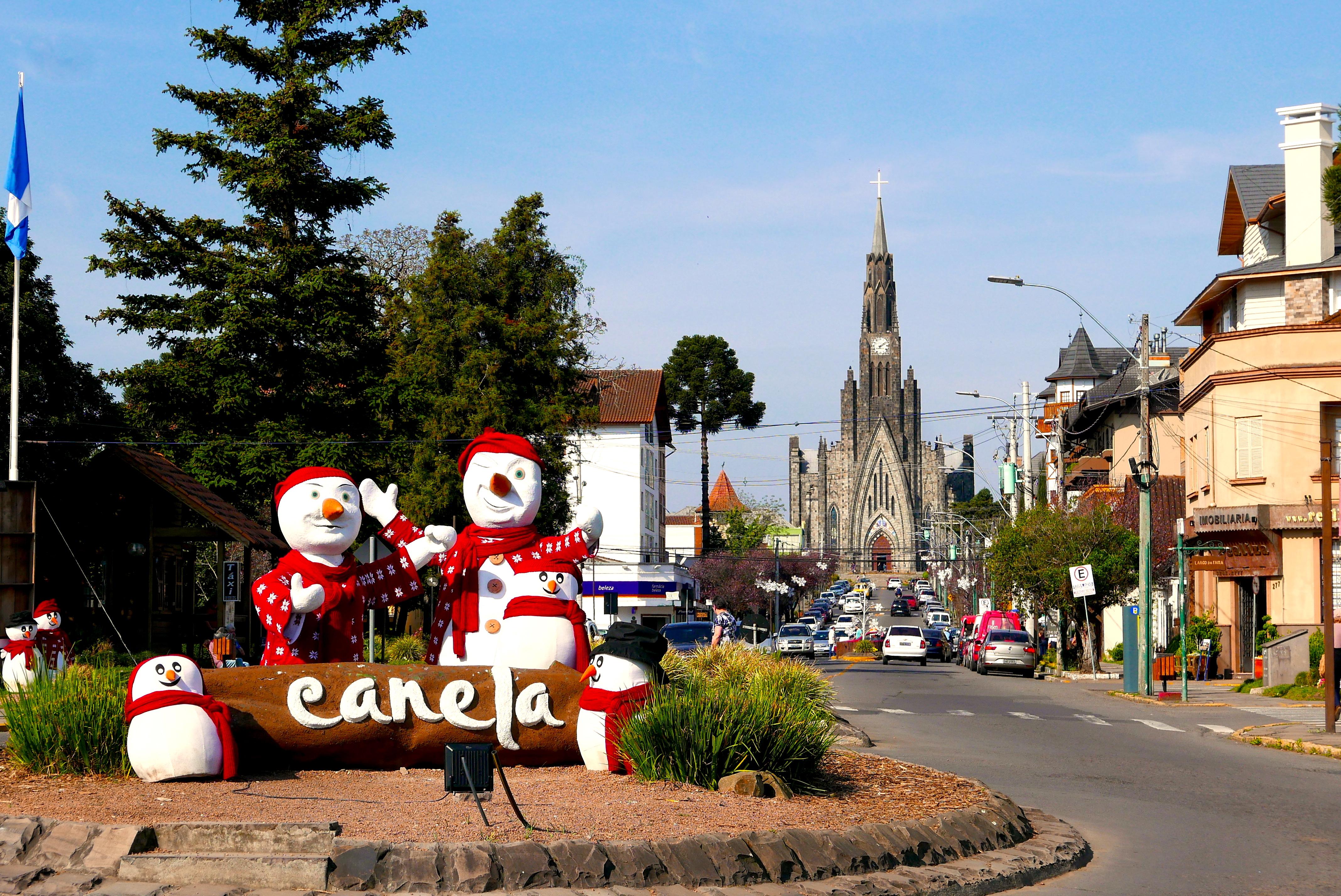 Hospitalidade é a palavra chave em Canela, sempre preparada para receber com carinho turistas + visitantes (Claudia Tonaco)