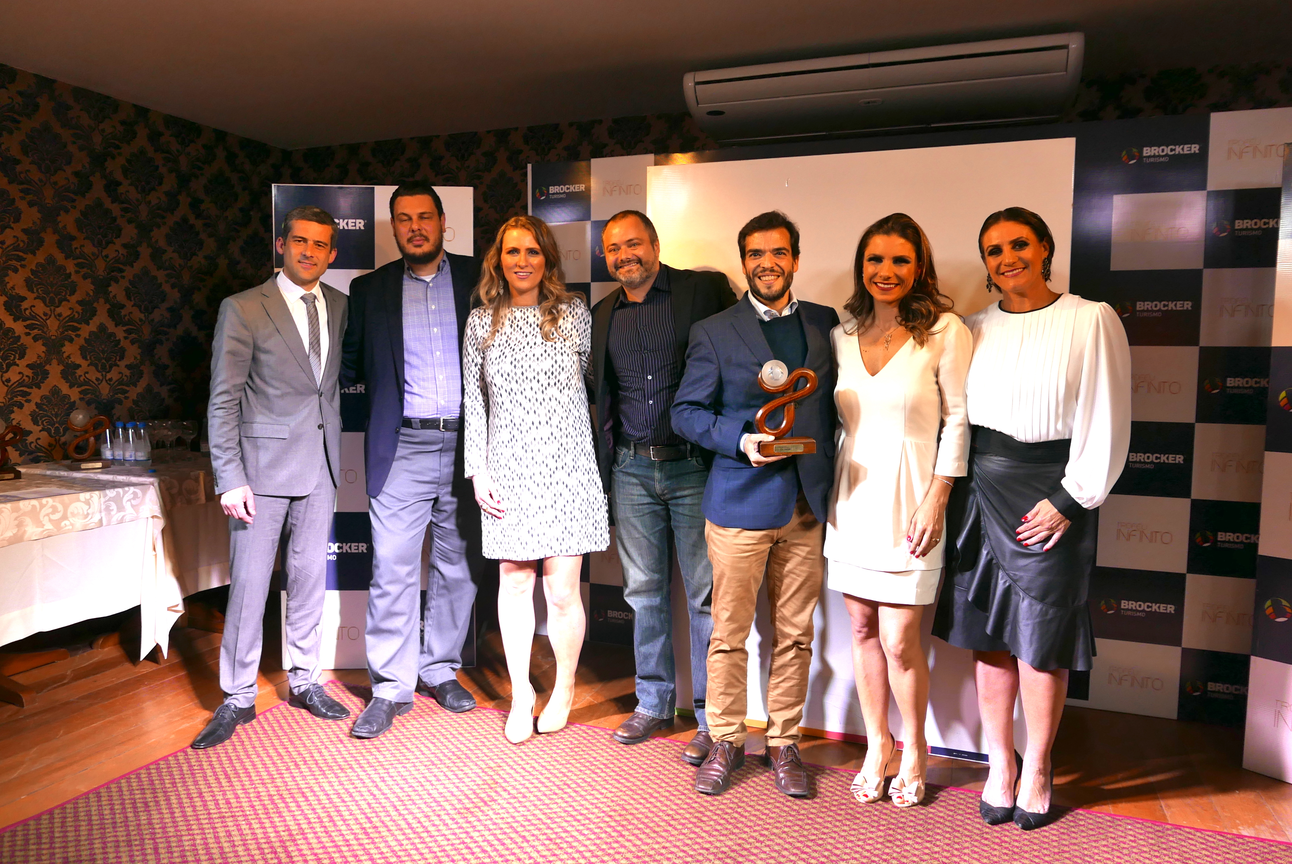 4o Lugar = Marcelo Bento e equipe, pela Azul Viagens