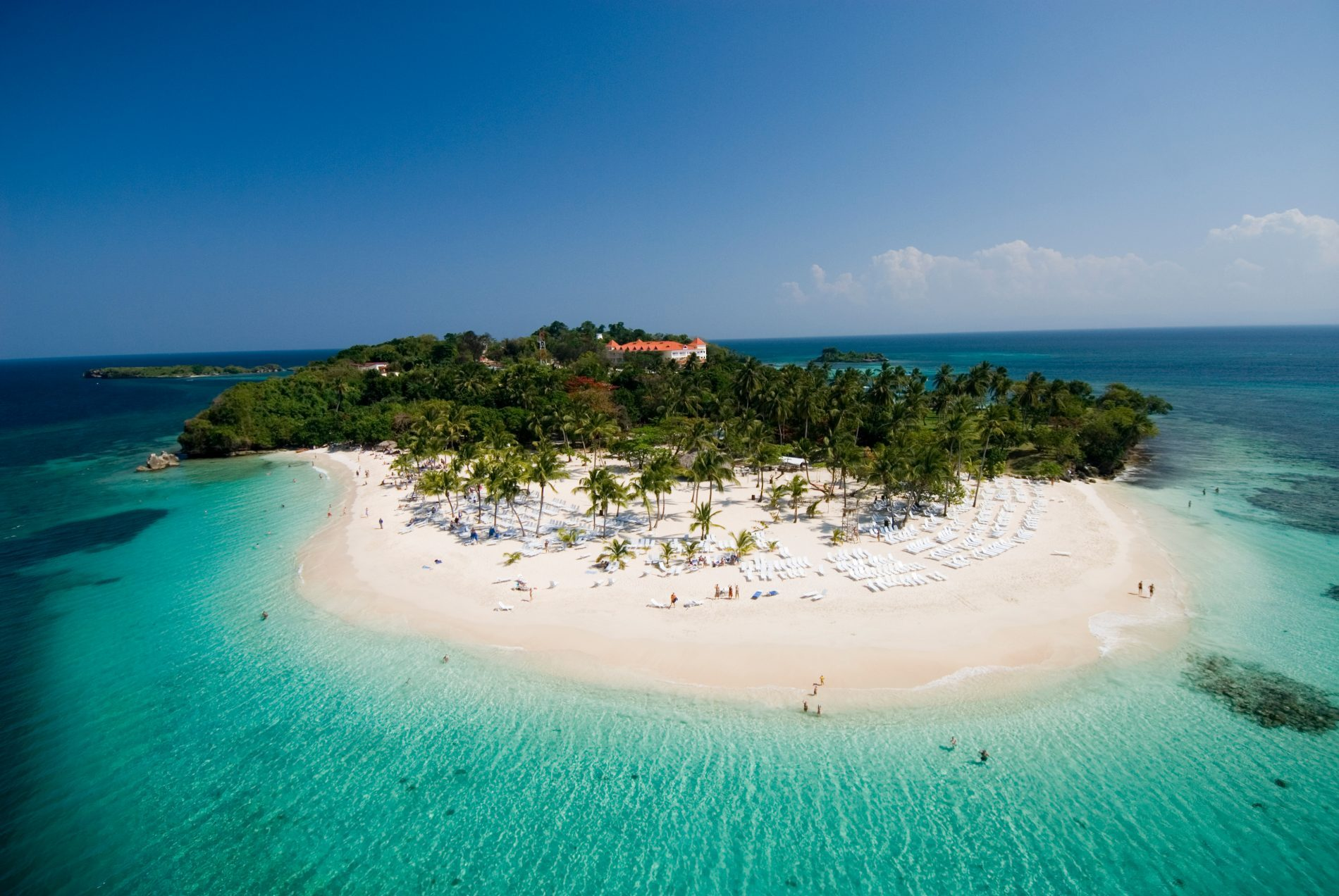 La Samana apresenta um dos mais belos cenários da República Dominicana
