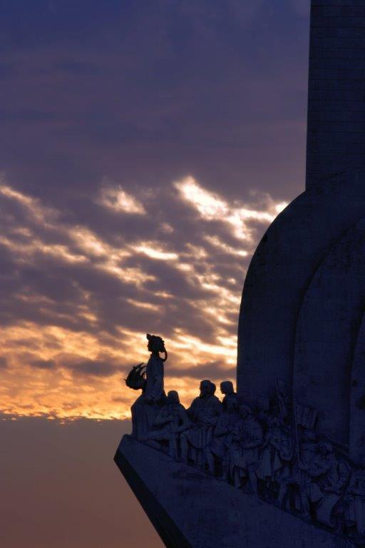 Padrão dos Descobrimentos, em Belém, é uma das clássicas atrações lisboetas