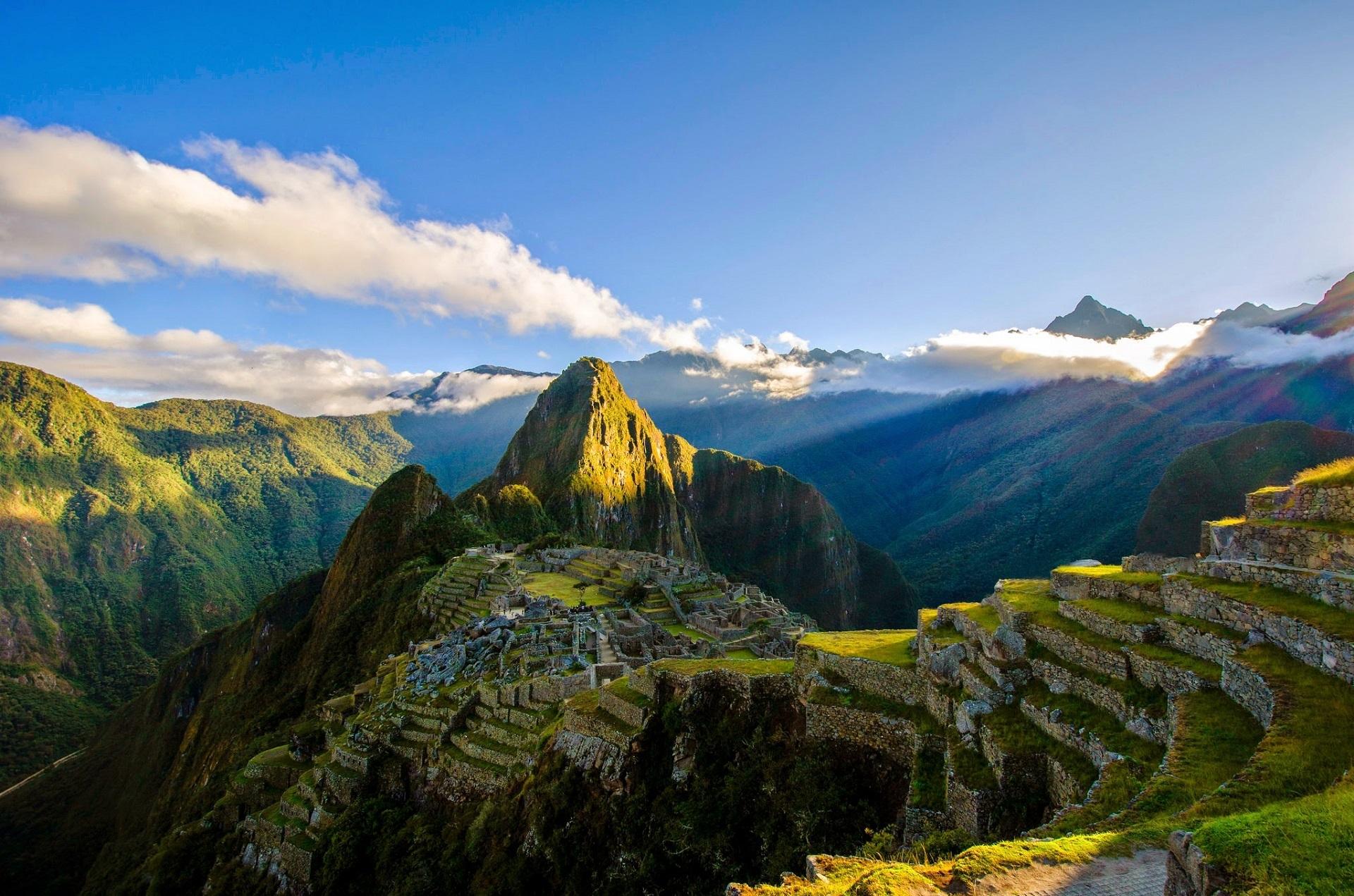 Machu Picchu, o cartão postal maior do Peru